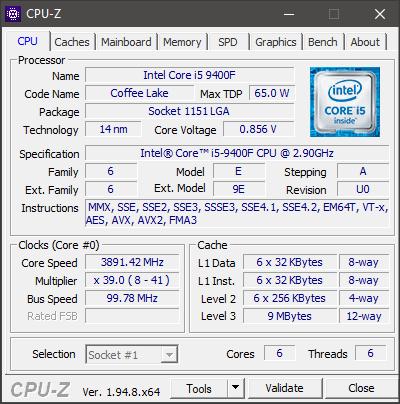 Cpu Spesifikasi Komputer Vvip