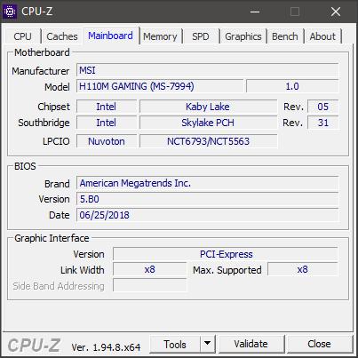 Mainboard Spesifikasi Komputer Regular